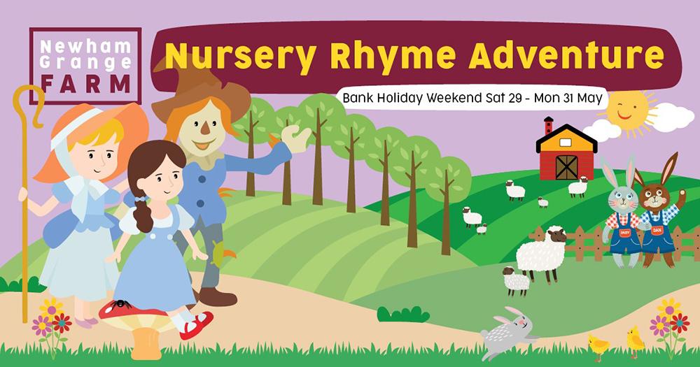 Nursery Rhyme Adventure banner image