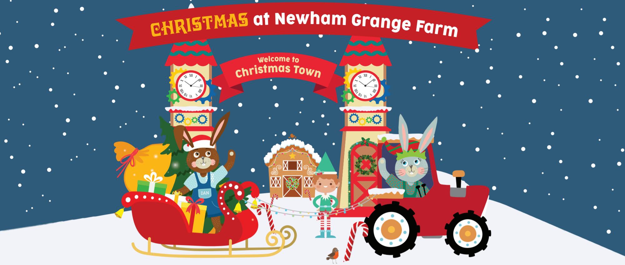 Christmas at Newham Grange